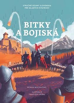 Bitky a bojiská obálka knihy