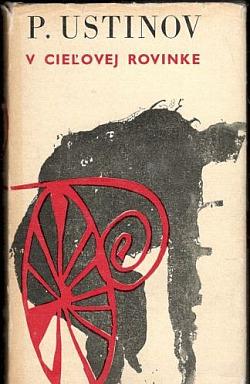 V cieľovej rovinke obálka knihy