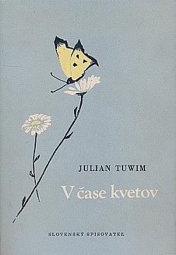 V čase kvetov obálka knihy