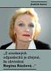 Regina Rázlová - Z uvedených odposlechů je zřejmé, že obviněná Regina Rázlová...