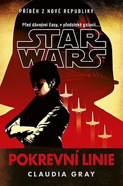 Star Wars - Pokrevní linie obálka knihy