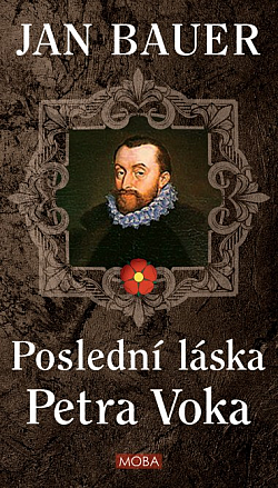 Poslední láska Petra Voka obálka knihy