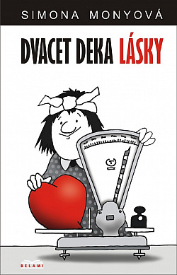 Dvacet deka lásky obálka knihy