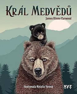 Král medvědů obálka knihy