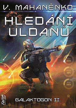 Hledání Uldanů obálka knihy