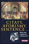 Citáty, aforismy, sentence... - Malý orloj moudrosti a bláznovství
