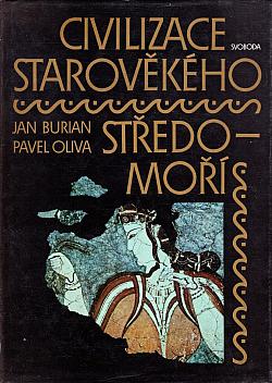 Civilizace starověkého Středomoří obálka knihy