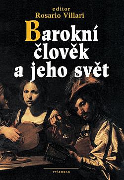 Barokní člověk a jeho svět obálka knihy