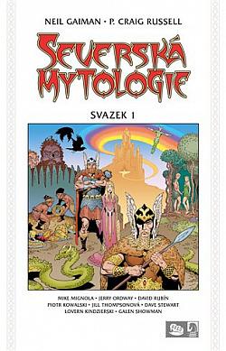 Severská mytologie. Svazek I obálka knihy