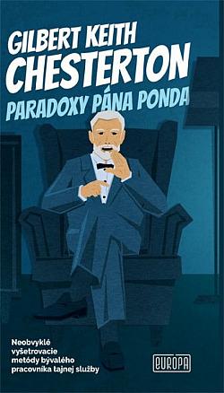 Paradoxy pána Ponda obálka knihy