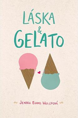 Láska & gelato obálka knihy