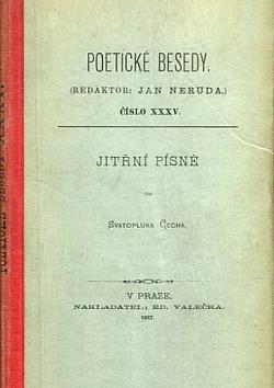 Jitřní písně obálka knihy