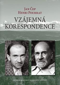 Vzájemná korespondence obálka knihy
