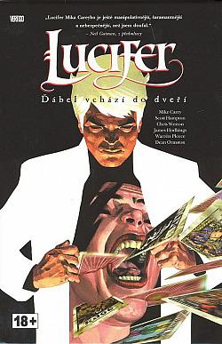 Ďábel vchází do dveří obálka knihy