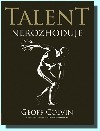 Talent nerozhoduje obálka knihy