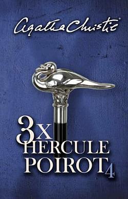 3x Hercule Poirot 4 obálka knihy