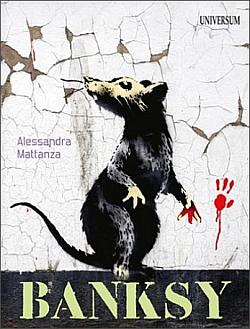 Banksy obálka knihy