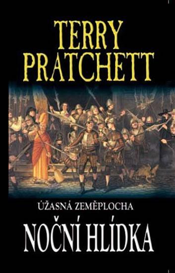 Kniha Noční hlídka (Terry Pratchett)