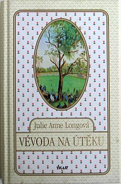 Vévoda na útěku obálka knihy