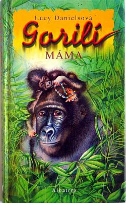 Gorilí máma obálka knihy