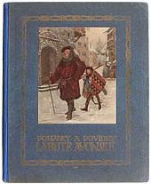 Pohádky a povídky Labutě Avonské 2. obálka knihy