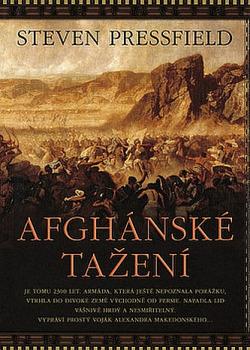 Afghánské tažení obálka knihy