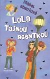 Lola tajnou agentkou obálka knihy