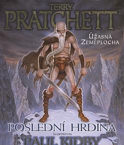 Poslední hrdina obálka knihy