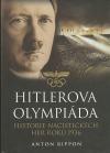 Hitlerova olympiáda: historie nacistických her roku 1936