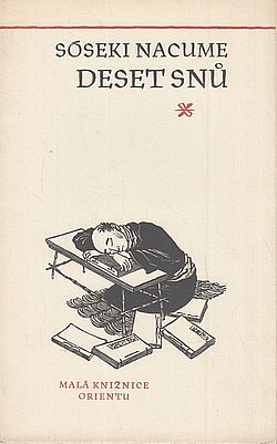 Deset snů obálka knihy