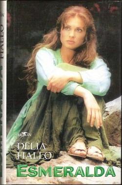 Esmeralda obálka knihy