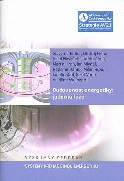 Budoucnost energetiky: Jaderná fúze obálka knihy