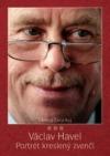 Václav Havel - Portrét kreslený zvenčí