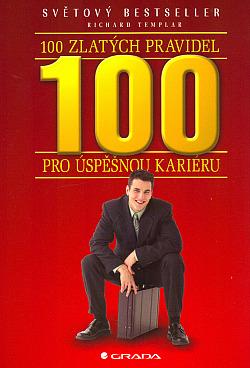 100 zlatých pravidel pro úspěšnou kariéru obálka knihy