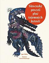Slovenské povesti plné tajomných bytostí