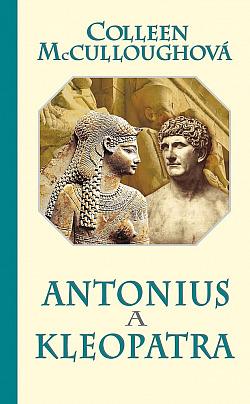 Antonius a Kleopatra obálka knihy