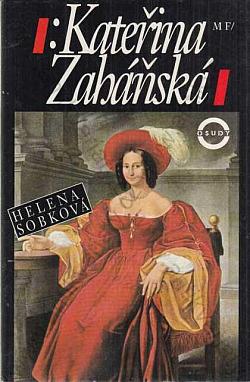 Kateřina Zaháňská obálka knihy