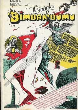 Líbánky v Bimbambumu obálka knihy