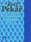 O smyslu českých dějin obálka knihy