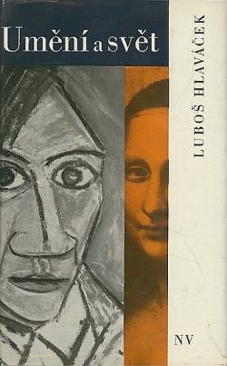 Umění a svět obálka knihy