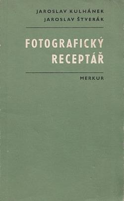 Fotografický receptář obálka knihy