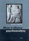 Meze a obzory psychoanalýzy
