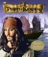 Piráti z Karibiku - Kompletní obrazový slovník obálka knihy