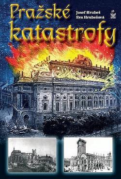 Pražské katastrofy obálka knihy