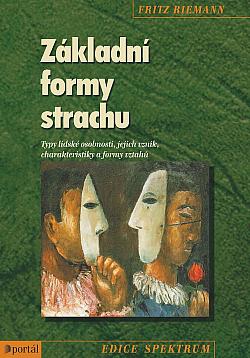 Základní formy strachu obálka knihy