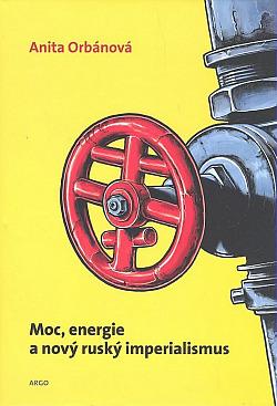 Moc, energie a nový ruský imperialismus obálka knihy