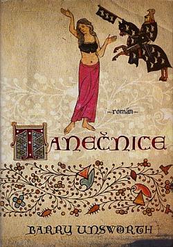 Tanečnice obálka knihy