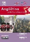 Angličtina - praktický jazykový průvodce obálka knihy