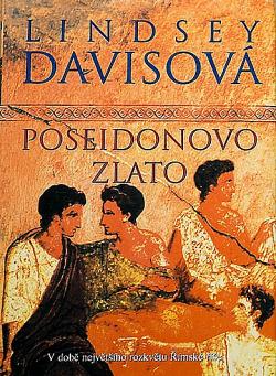 Poseidonovo zlato obálka knihy