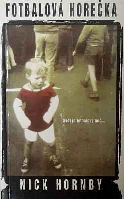 Fotbalová horečka obálka knihy